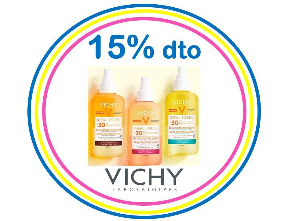 vichy 15%
